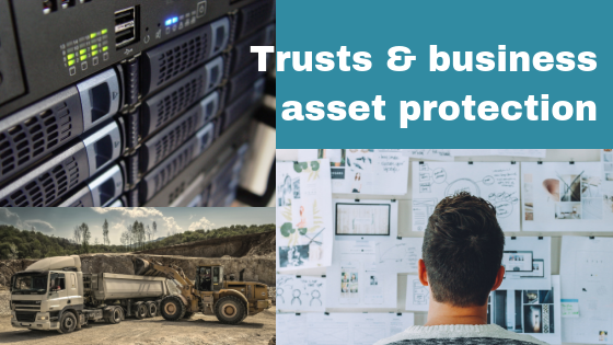 Trusts and business asset protection