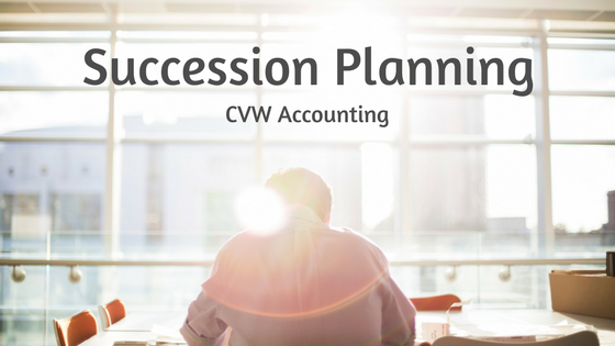 CVW Accounting Succession Planning