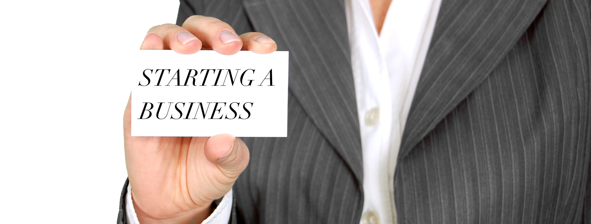 CVW Accounting - blog - Starting a Business